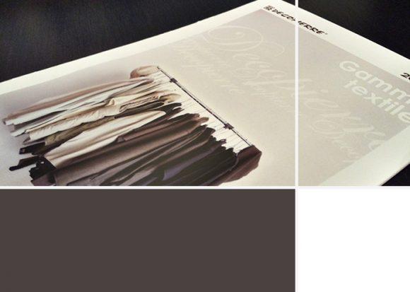 Brochure par Pauline Laurent
