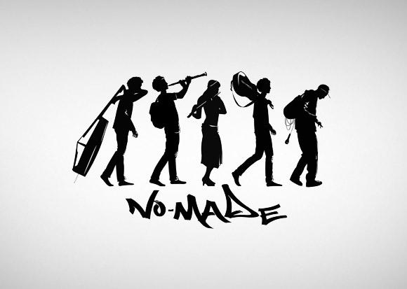 Logo du groupe de musique No-Made