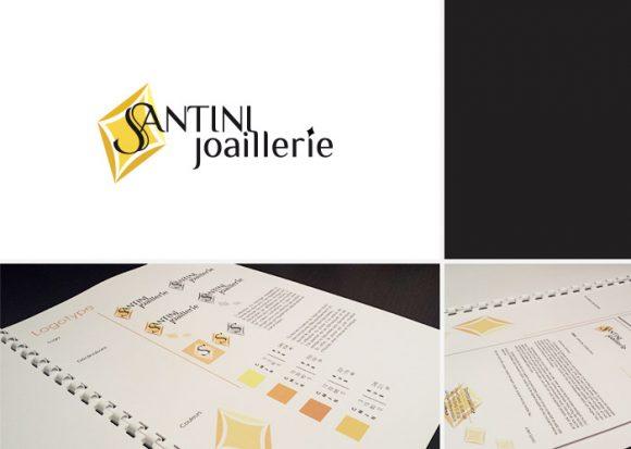 Charte graphique par Pauline Laurent